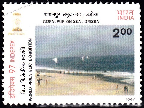 1. Gopalpur - on - Sea [Beaches of India]