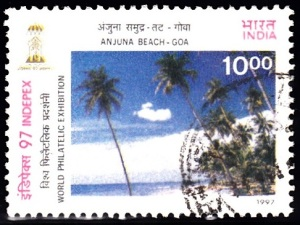 3. Anjuna [Beaches of India]