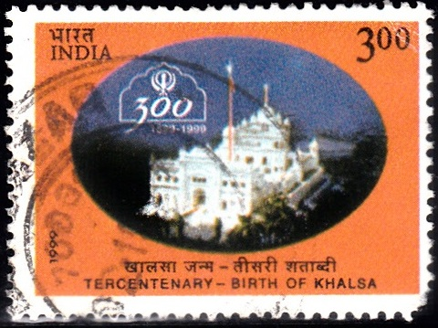 IN_The Khalsa Panth (Sikh Order)_300th Anniversary