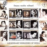 Legendary Heroines of India