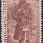 India on Maharana Pratap 1967