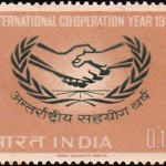 India on International Co-operation Year 1965