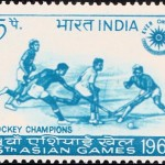 India on Asian Hockey Champions 1966