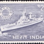 I. N. S. Nilgiri [Navy Day 1968]