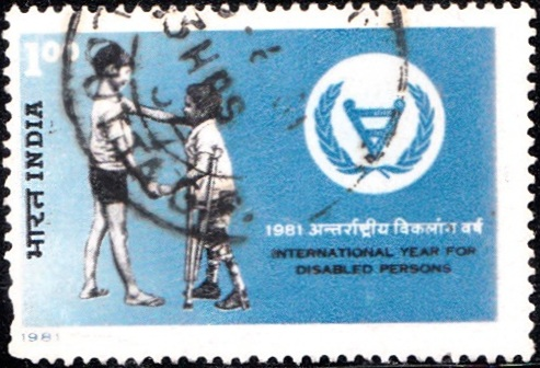850 International Year of Disabled Persons