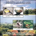 Endemic Species of Indian Biodiversity Hotspots