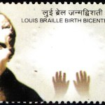 India on Louis Braille