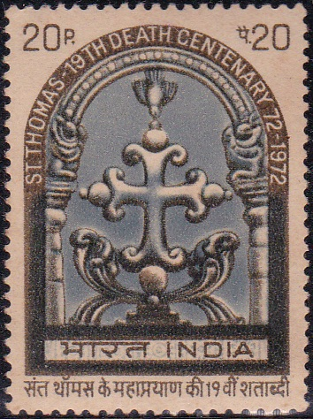 579 Stone Cross [Church, St. Thomas Mount, Madras]