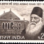 India on Syed Ahmad Khan 1973