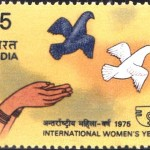 India on International Women's Year 1975