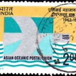 India on Asian Oceanic Postal Union