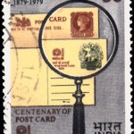 India on Centenary of Post Card