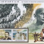 100 Years of Mahatma Gandhi's Return