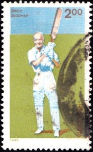 1480 Prof. D. B. Deodhar [Cricketers of India]