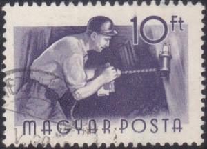 20 Coal Miner [Hungary Stamp 1955]