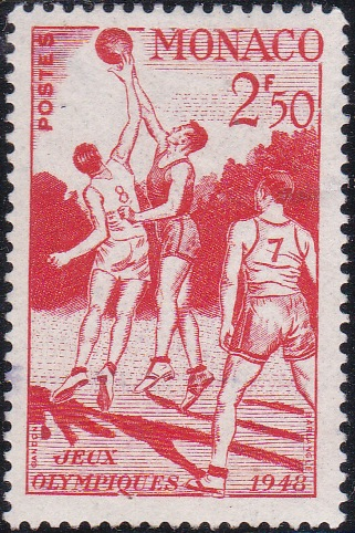 207 Basketball [Olympic Games 1948, England]