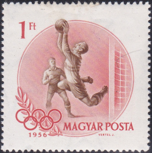 5 Soccer [Olympic Games 1956, Melbourne]