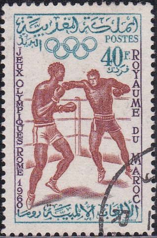 50 Boxers [Olympic Games 1960, Rome]