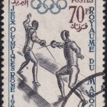 Morocco on XVII Olympic Games