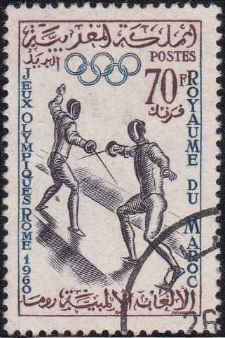 52 Fencers [Olympic Games 1960, Rome]