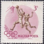 Hungary in XVI Olympic Games 1956, Melbourne