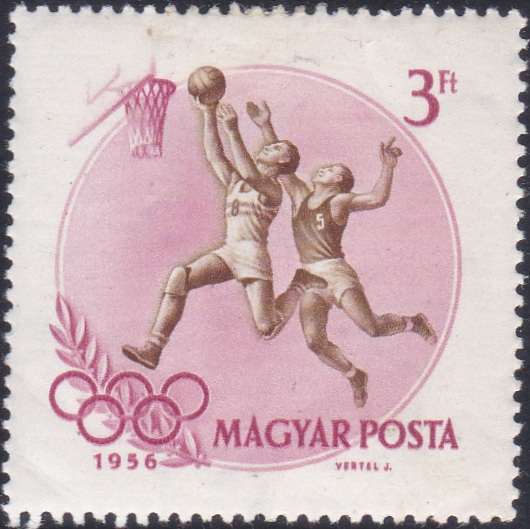 8 Basketball [Olympic Games 1956, Melbourne]