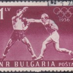 Bulgaria in XVI Olympic Games 1956, Melbourne