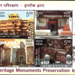 Heritage Monuments Preservation by INTACH