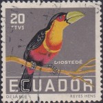 Birds of Ecuador 1958