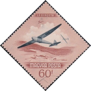 C151 Gliders [Hungary Stamp]