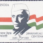 India on Jawaharlal Nehru 1988