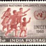 India on UNICEF Day 1960