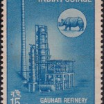 Inauguration of Gauhati Oil Refinery