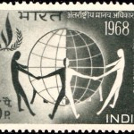 India on International Human Rights Year 1968