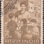 India on Children's Day 1963