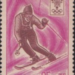 France in X Winter Olympic Games, Grenoble