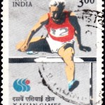 India on X Asian Games 1986