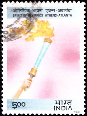 1496 XXVI OlympicGames, Atlanta [India Stamp 1996]