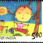 India on Children's Day 2013