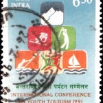 India on International Conference on Youth Tourism 1991