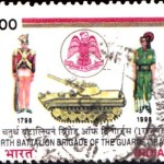 Fourth Battalion Brigade of the Guards (1 Rajput)