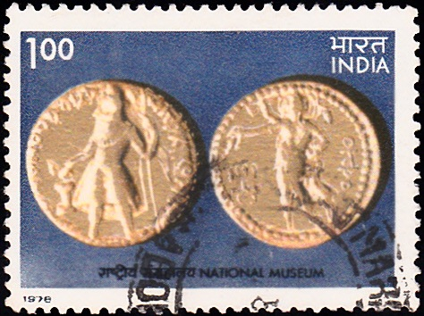 766 National Museum [India Stamp 1978]
