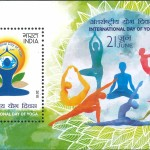 India on International Day of Yoga 2015