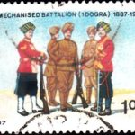 7 Mechanised Battalion (1-Dogra)