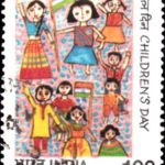 India on Children's Day 1991