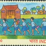 India on Children's Day 2003