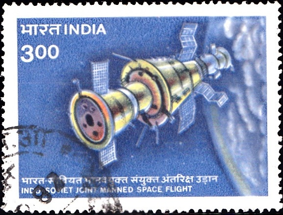 972 Indo-Soviet Joint Manned Space Flight