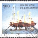India on Oil Exploration 1982