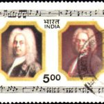 India on George Frideric Handel & Johann Sebastian Bach