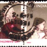 India on Children's Day 1997